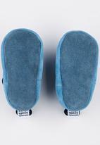 shooshoos - Paper Plain Genuine Wool Mid Blue