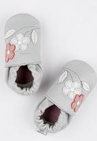 shooshoos - Ring A Ring A Rose Pale Grey