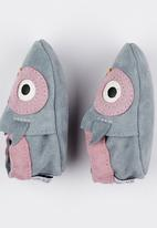 shooshoos - What A Hoot Pale Pink