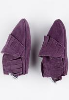 shooshoos - Purple Rain Mid Purple