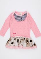 Eco Punk - Baby Dress Pale Pink