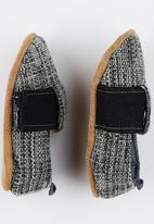 Myang - T-Bar Charcoal Tweed Grey