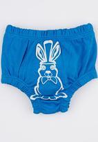 Baby Corner - Happy Pants Bunny Blue
