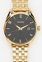 Nixon - Bullet Watch Gold