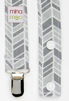 Mina Moo - Retro Arrow Dummy Clip Multi-colour