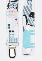 Mina Moo - Zebras Dummy Clip Multi-colour