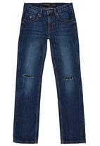GUESS - Lincoln Jeans Dark Blue