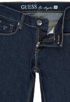 GUESS - Skinny Jeans Dark Blue