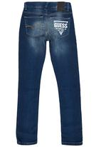 GUESS - Skinny Jeans Mid Blue