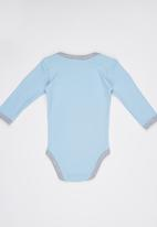 Home Grown Africa - Bunny Grower Pale Blue