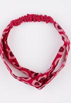 Myang - Flamingo Headband Mid Pink
