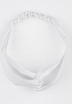 Myang - Dot Headband White