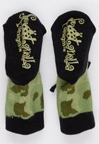 Spotanella - Little Boy Socks Mid Green