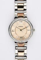Fossil Watches - Virginia Watch Rose gold