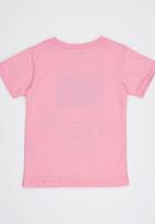 POP CANDY - Super Duper Hero Tee Mid Pink