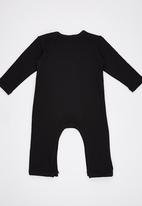 POP CANDY - Whiskers Bodysuit Black