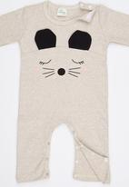 POP CANDY - Little Mouse  Bodysuit Cream