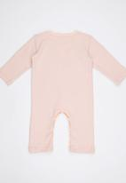 POP CANDY - Little Mouse  Bodysuit Pale Pink
