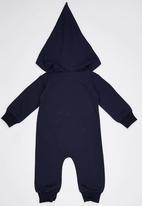 POP CANDY - Elephant Bodysuit With Hoody Navy