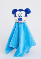 Character Baby - Mickey Mouse  Cuddle Pals Mid Blue
