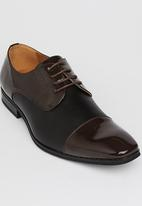 Franco Gemelli - Mr Slate Shoes Mid Brown