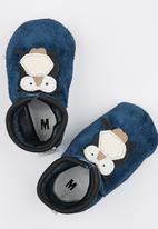 Mish-Mash - Blue Owl Mid Blue