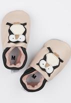 Mish-Mash - Mink Owl Pale Pink