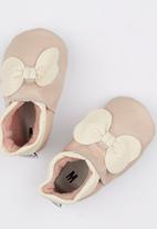 Mish-Mash - Mink Bow Pale Pink