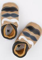 Mish-Mash - Camel Moustache Tan