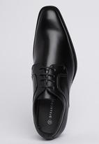 Franco Gemelli - Rockhead Shoes Black