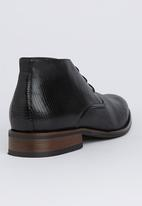 Franco Gemelli - Harvey Shoes Black