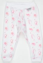 Poogy Bear - Leggings Mid Pink
