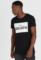 St Goliath - Simmons T-Shirt Black