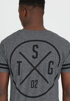 St Goliath - Tully T-Shirt Grey
