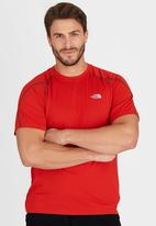 The North Face - Voltage Short Sleeve Crew Red