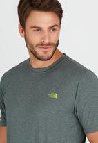 The North Face - Reaxion Crew T-Shirt Green