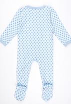 Home Grown Africa - Boys Jumpsuit Mid Blue