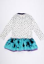 Eco Punk - Baby Dress Multi-colour