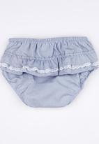 Pickalilly - Plain Diaper Covers  Grey