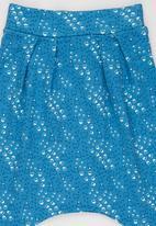 Baby Corner - Paw Harem Pants Mid Blue