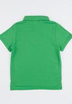 POP CANDY - Boys Golfer Mid Green