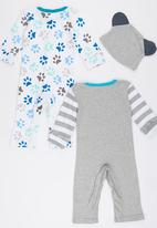 POP CANDY - 3 Piece Doggie Set Multi-colour