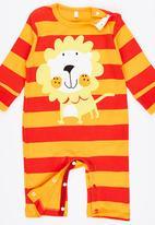 POP CANDY - 2 Piece Lion  Set Orange