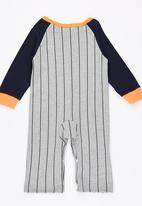 POP CANDY - Long Sleeve Jumper Grey