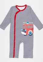 POP CANDY - Truck  Long Sleeve Jumper Multi-colour