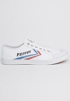 Feiyue - Feiyue Fhanion Lup Sneakers White