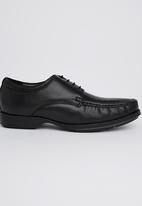 Step on Airs - Mario Lace-Up Shoe Black