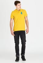 Pride & Soul - Adelanto Golfer Yellow