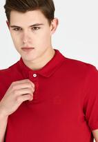 Pride & Soul - Mekhi Golfer Red