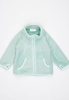 Luke & Lola - Fleece Jacket Light Green